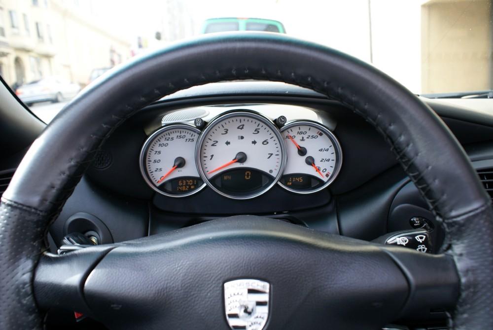 Used 2000 Porsche Boxster S