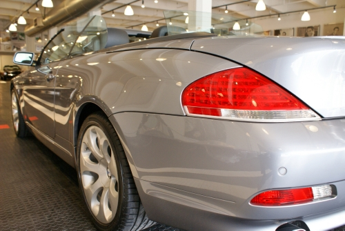 Used 2007 BMW 6 Series 650i