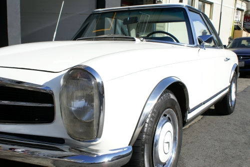 Used 1967 Mercedes Benz 250 SL