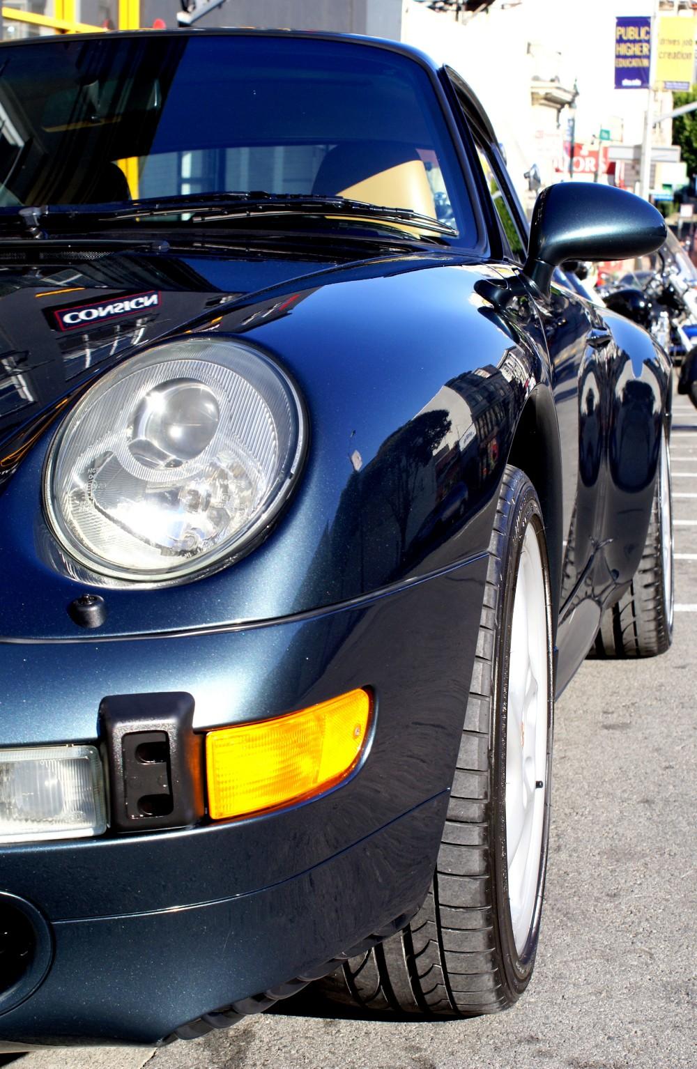Used 1996 Porsche Carrera 4S