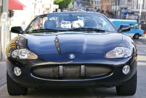 Used 2002 Jaguar XK8 Convertible