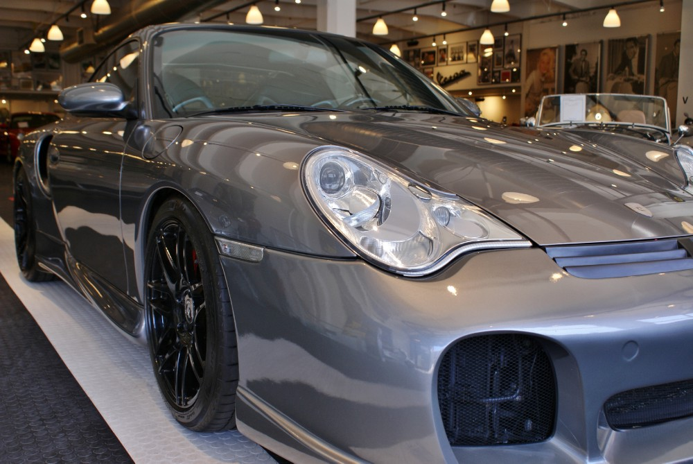 Used 2002 Porsche 911 Turbo Coupe