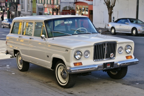 Used 1964 Jeep Wagoneer
