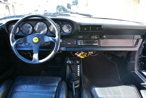 Used 1983 Porsche 911 SC Cabriolet