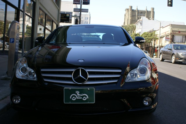 Used 2006 Mercedes Benz CLS Class CLS55 AMG