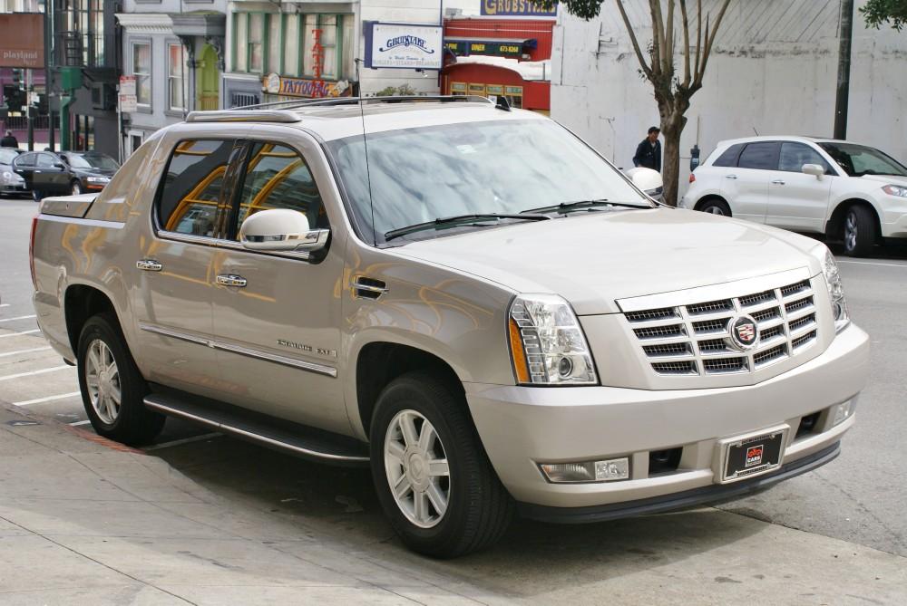 Used 2007 Cadillac Escalade EXT
