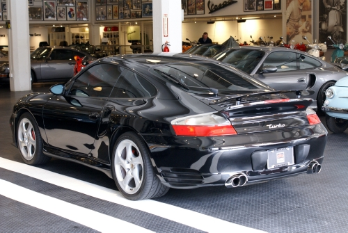 Used 2003 Porsche 911 Turbo Turbo