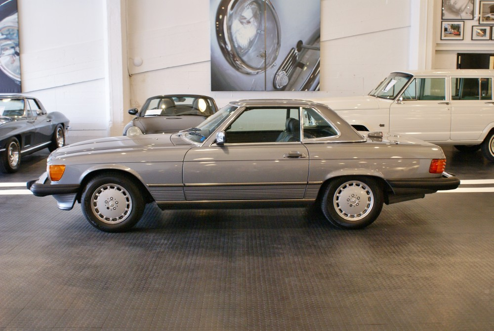 Used 1987 Mercedes Benz 560 Class 560SL