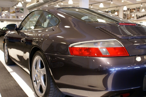 Used 2000 Porsche 911 Carrera