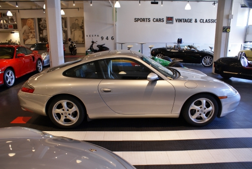 Used 2000 Porsche 911 Carrera