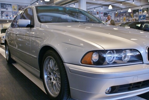 Used 2002 BMW 5 Series 530i