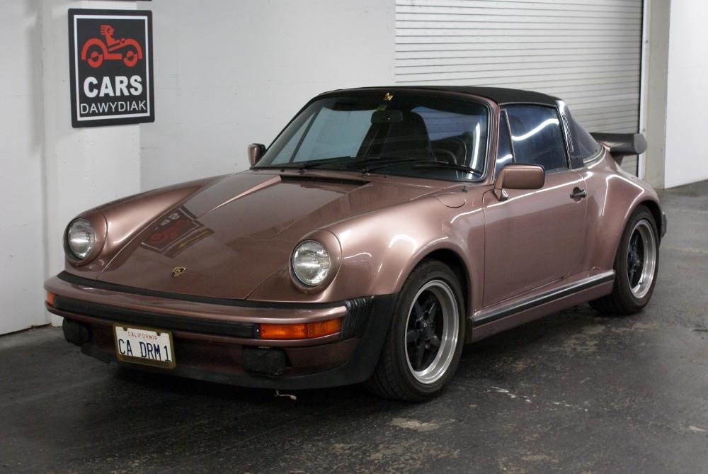 Used 1975 Porsche 911 Targa