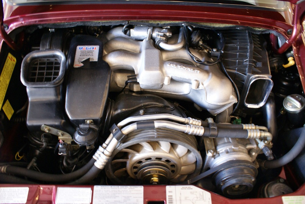 Used 1997 Porsche 911 Carrera S