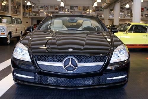 Used 2012 Mercedes Benz SLK Class SLK250