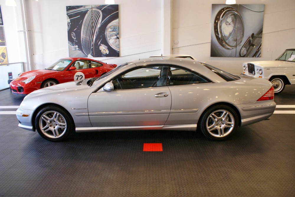 Used 2004 Mercedes Benz CL Class CL55 AMG
