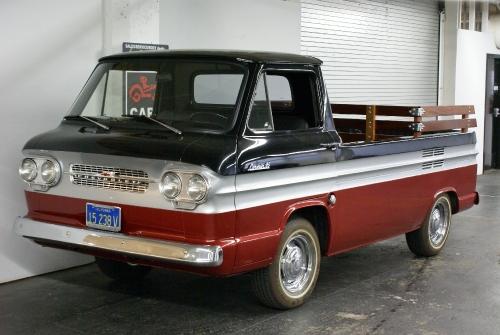 Used 1961 Chevrolet Corvair Rampside