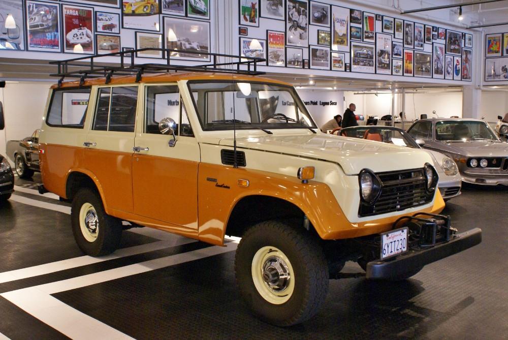 Used 1970 Toyota FJ55