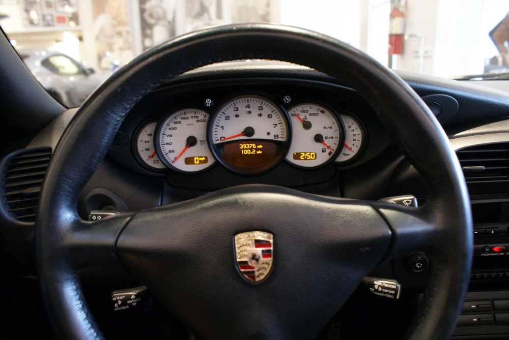 Used 2002 Porsche 911 Carrera