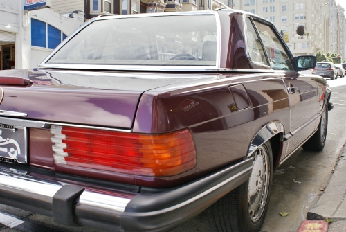 Used 1988 Mercedes Benz 560 Class 560SL