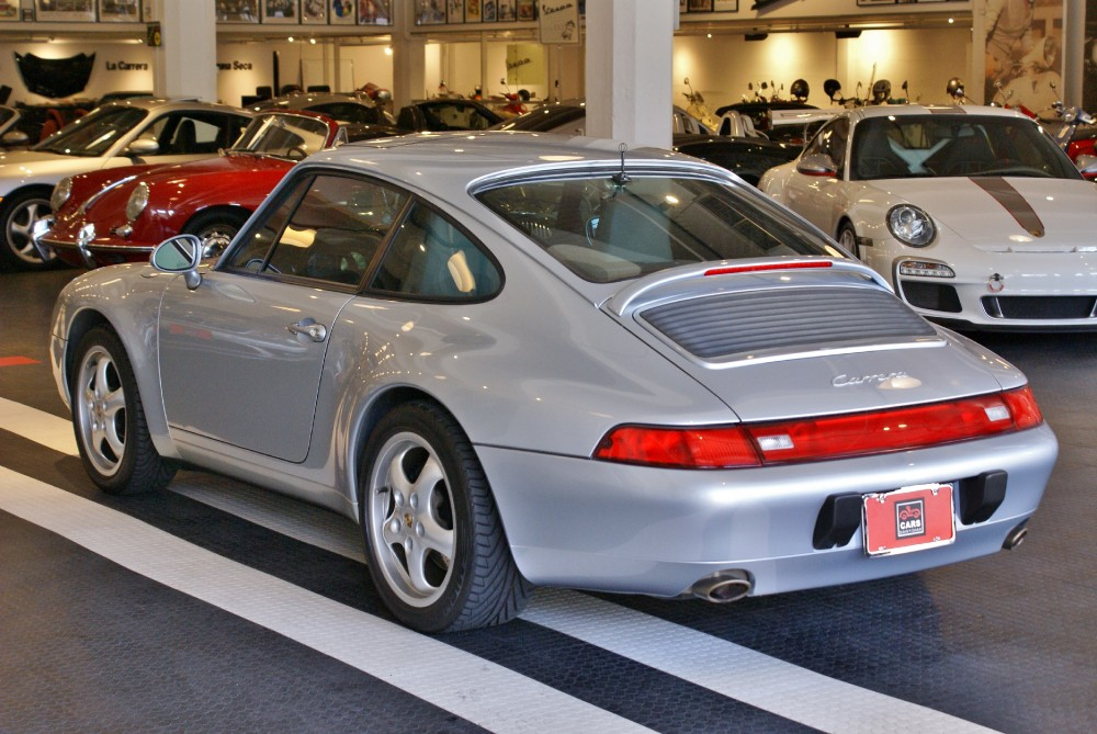 Used 1995 Porsche 911 Carrera