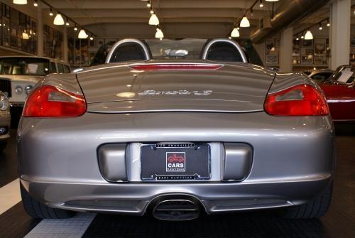 Used 2004 Porsche Boxster S Anniversary Edition