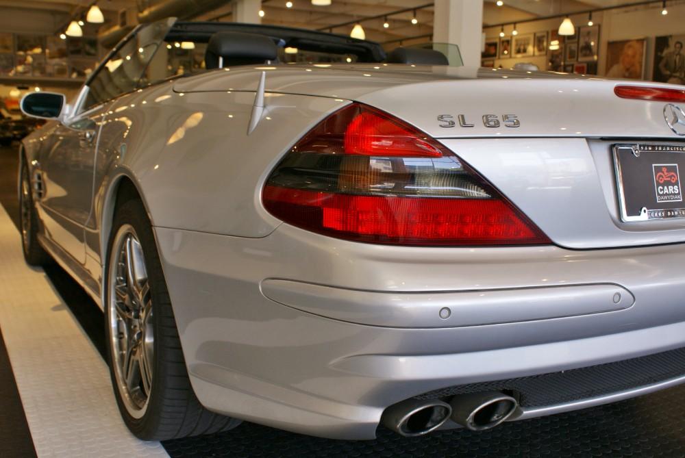 Used 2005 Mercedes Benz SL Class SL65 AMG ANNIVERSARY