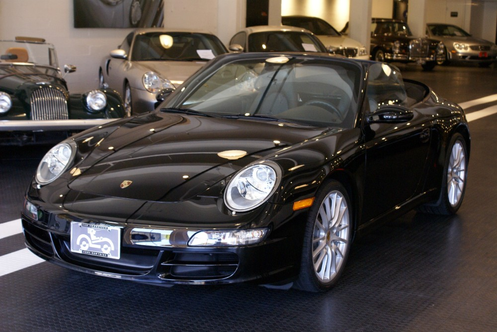 Used 2007 Porsche 911 Carrera