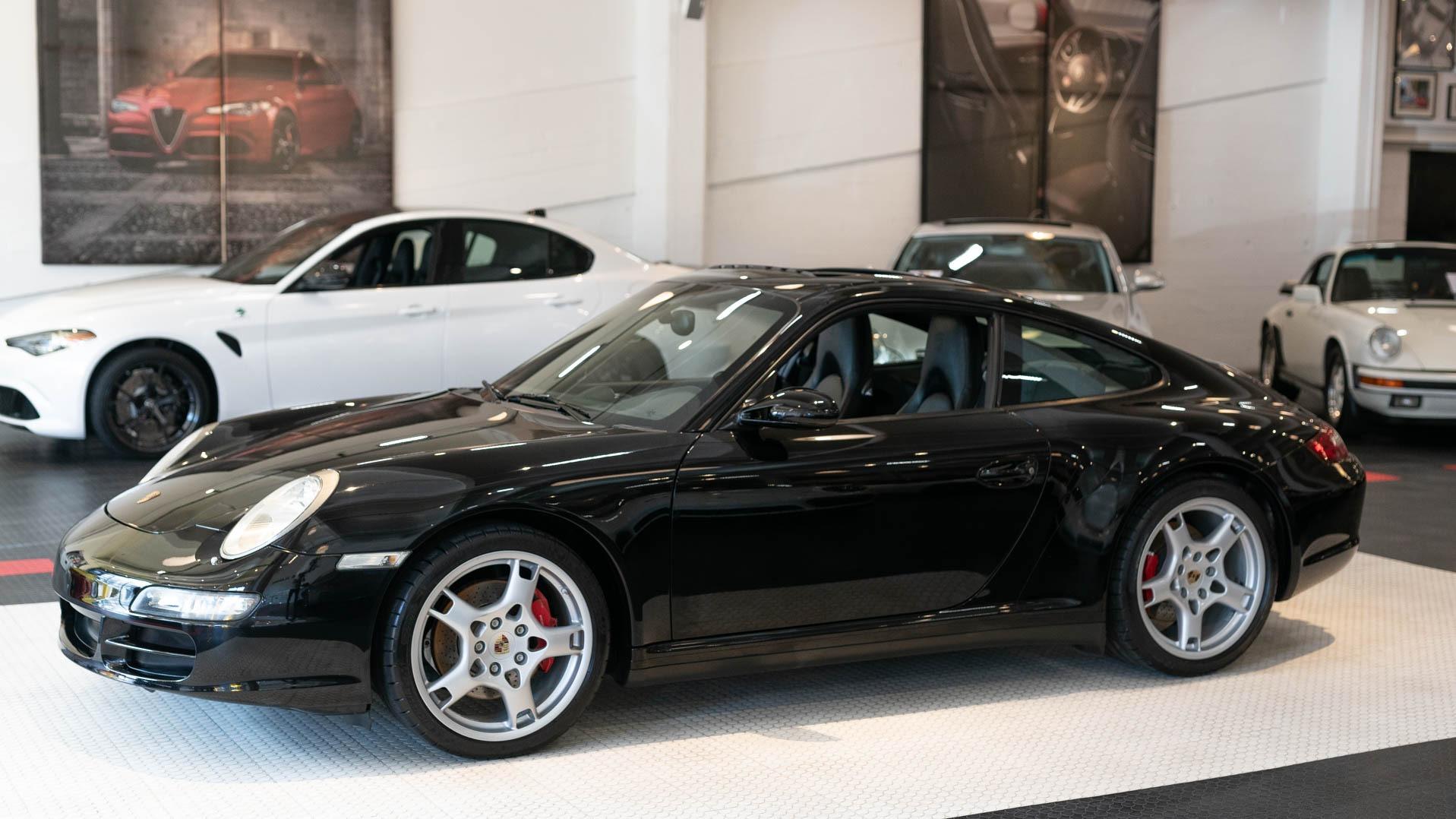 Used 2007 Porsche 911 Carrera 4 Carrera 4S