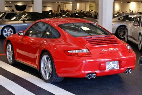 Used 2007 Porsche 911 Carrera 4S
