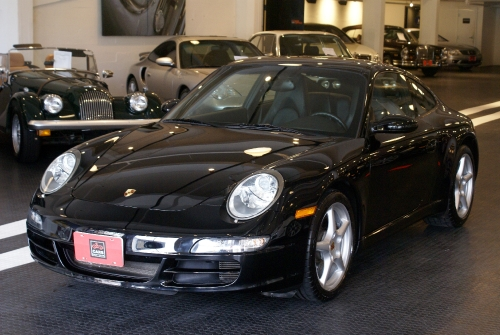 Used 2008 Porsche 911 Carrera