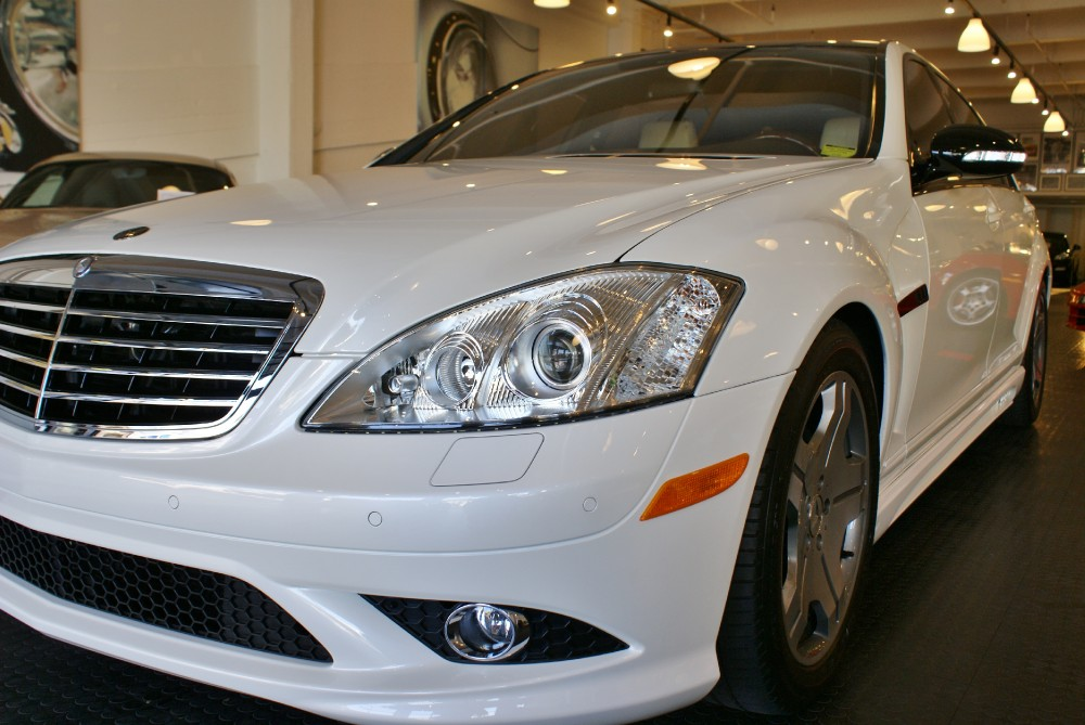 Used 2009 Mercedes Benz S Class S550