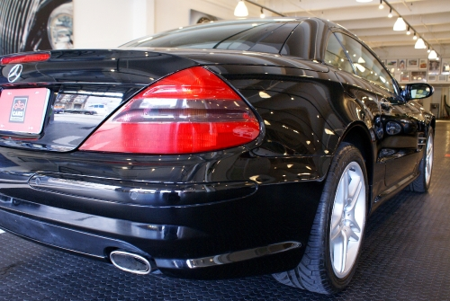 Used 2004 Mercedes Benz SL Class SL600