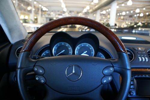 Used 2004 Mercedes Benz SL Class SL600