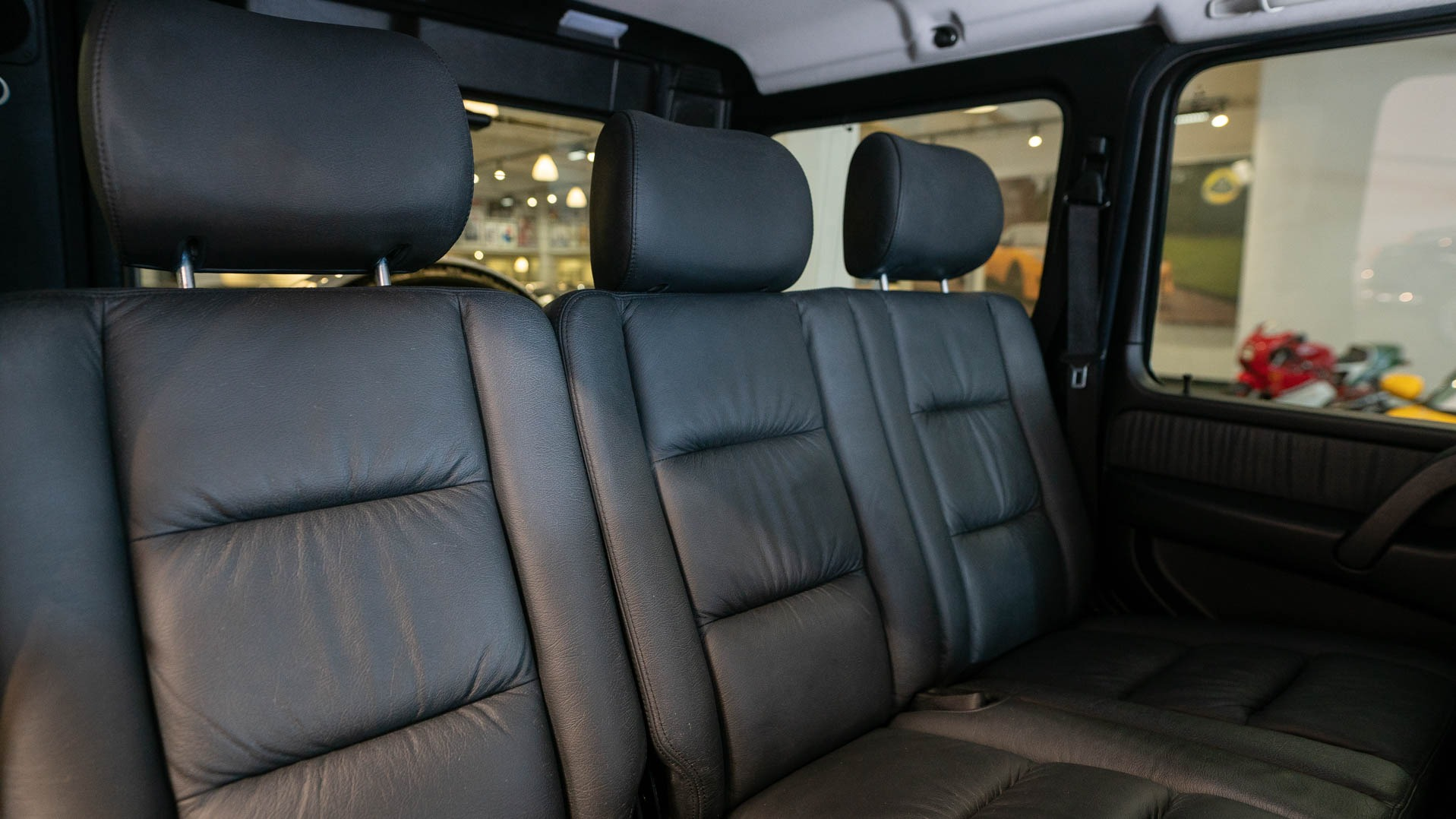 Used 2003 Mercedes Benz G Class G500